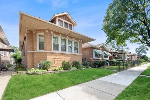 8013 S Blackstone Avenue, Chicago, IL 60619 (MLS #11206805) :: Suburban Life Realty