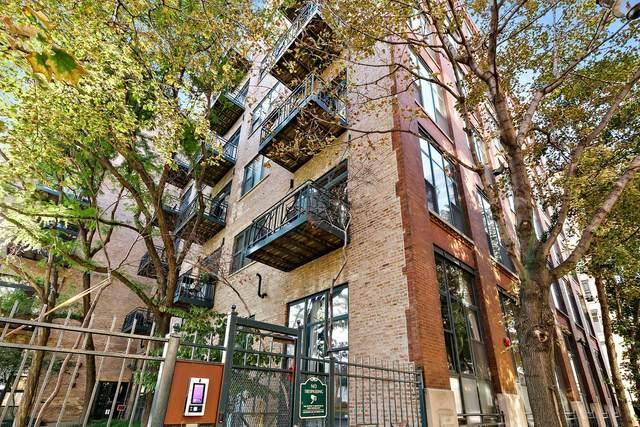 701 W Jackson Boulevard 601A, Chicago, IL 60661 (MLS #11208335) :: Touchstone Group