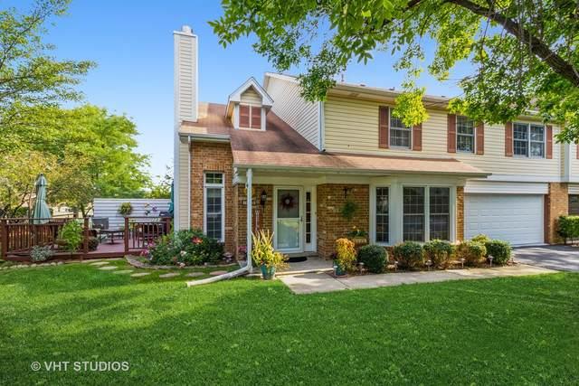 10179 Kirkstone Way B, Mokena, IL 60448 (MLS #11208742) :: John Lyons Real Estate