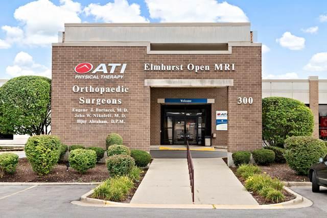 300 W Butterfield Road, Elmhurst, IL 60126 (MLS #11208832) :: Ryan Dallas Real Estate