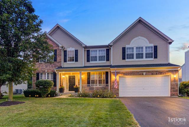 2330 Majestic Prince Lane, Montgomery, IL 60538 (MLS #11208835) :: Carolyn and Hillary Homes