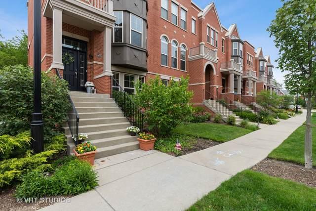 8659 Narragansett Avenue, Morton Grove, IL 60053 (MLS #11209191) :: John Lyons Real Estate