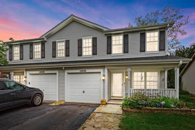 14026 S Oregon Drive, Plainfield, IL 60544 (MLS #11209348) :: Lewke Partners - Keller Williams Success Realty