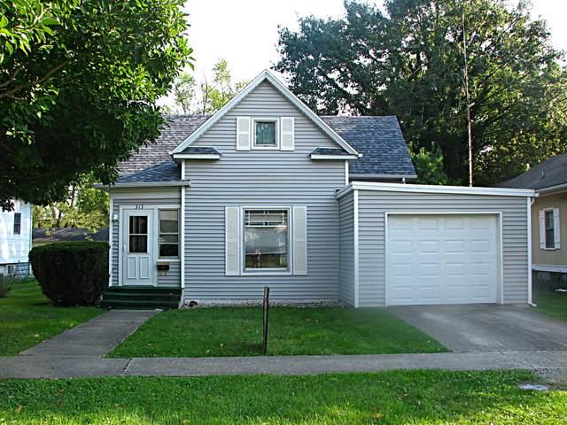 313 E Newkirk Street, Tuscola, IL 61953 (MLS #11210589) :: Littlefield Group