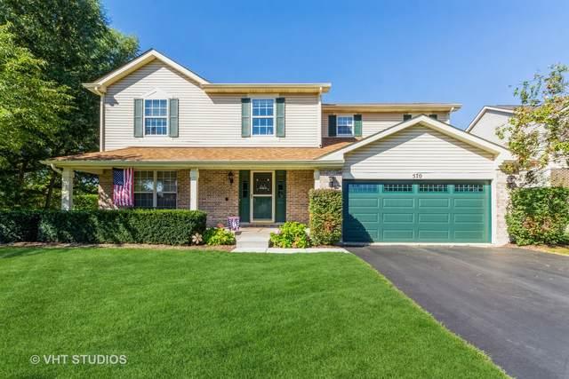 570 Sussex Lane, Algonquin, IL 60102 (MLS #11211295) :: John Lyons Real Estate