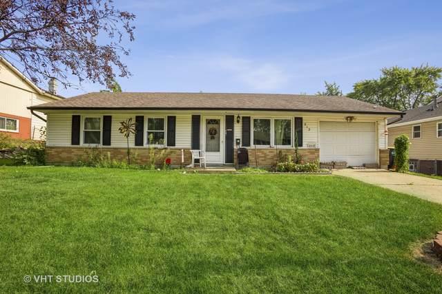 513 W Krause Avenue, Streamwood, IL 60107 (MLS #11212202) :: John Lyons Real Estate