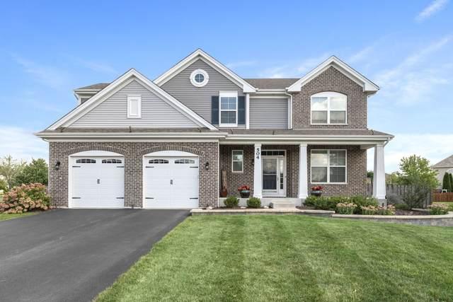 504 Torrington Court, Oswego, IL 60543 (MLS #11213763) :: John Lyons Real Estate