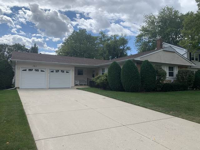 101 Stonegate Road, Buffalo Grove, IL 60089 (MLS #11215341) :: The Wexler Group at Keller Williams Preferred Realty