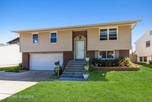 341 Eaton Avenue, Romeoville, IL 60446 (MLS #11215361) :: Littlefield Group