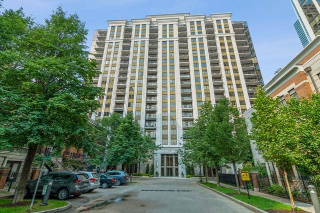 1322 S Prairie Avenue #1908, Chicago, IL 60605 (MLS #11216024) :: The Wexler Group at Keller Williams Preferred Realty