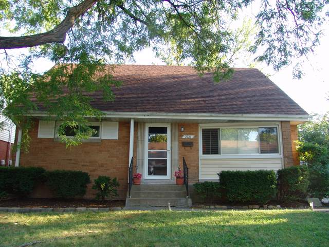 2121 Downey Road, Homewood, IL 60430 (MLS #11216167) :: The Wexler Group at Keller Williams Preferred Realty