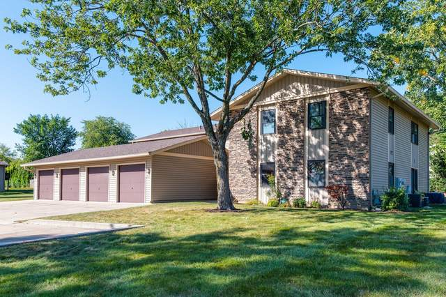 5865 Rembrandt Court D, Hanover Park, IL 60133 (MLS #11216404) :: The Wexler Group at Keller Williams Preferred Realty
