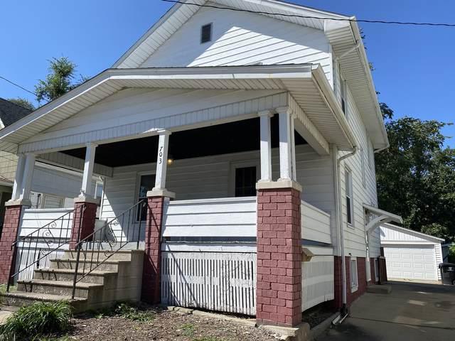 703 S Mason Street, Bloomington, IL 61701 (MLS #11216779) :: Janet Jurich