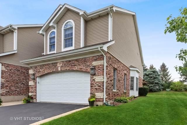 1029 W Bogey Lane, Palatine, IL 60067 (MLS #11217252) :: John Lyons Real Estate