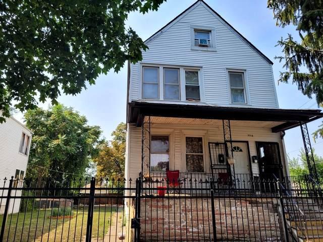 9316 S University Avenue, Chicago, IL 60619 (MLS #11218480) :: John Lyons Real Estate