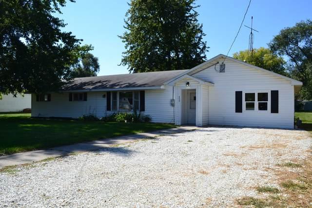 409 N Center Street, Gardner, IL 60424 (MLS #11219345) :: The Wexler Group at Keller Williams Preferred Realty