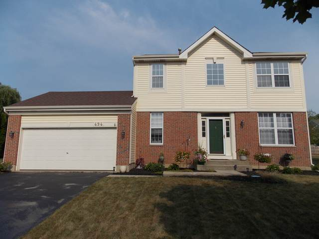 494 Country Place, Lindenhurst, IL 60046 (MLS #11220665) :: The Wexler Group at Keller Williams Preferred Realty