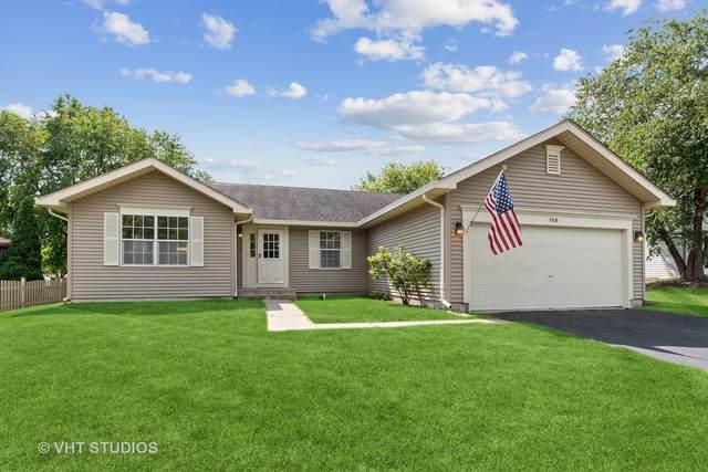 749 Grandview Drive, Crystal Lake, IL 60014 (MLS #11221019) :: Littlefield Group
