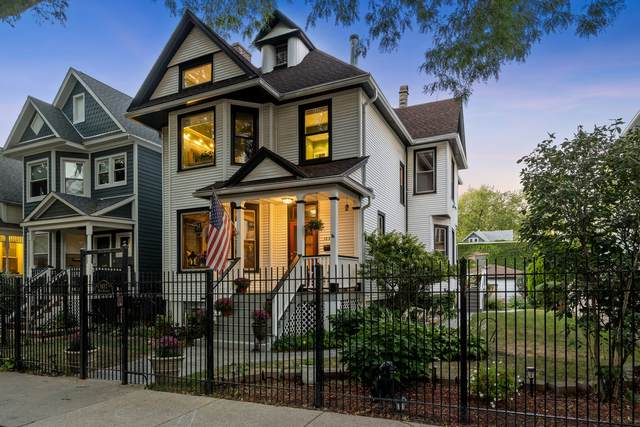 1832 W Berenice Avenue, Chicago, IL 60613 (MLS #11221219) :: Helen Oliveri Real Estate