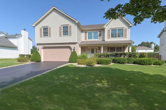 25020 Blakely Drive, Plainfield, IL 60585 (MLS #11221428) :: Littlefield Group