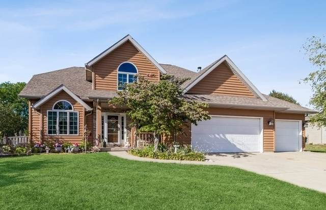 1203 David A Barry Drive, Shorewood, IL 60404 (MLS #11221490) :: The Wexler Group at Keller Williams Preferred Realty