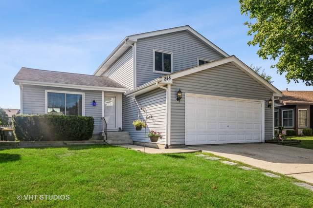 848 Plains Court, Carol Stream, IL 60188 (MLS #11221679) :: Angela Walker Homes Real Estate Group