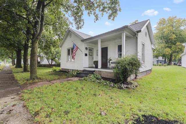 308 E Pembroke Street, Tuscola, IL 61953 (MLS #11223764) :: Ryan Dallas Real Estate