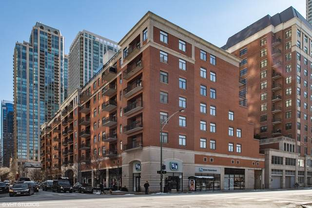33 W Huron Street #805, Chicago, IL 60654 (MLS #11225507) :: Littlefield Group