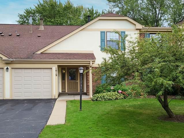 1019 Boxwood Court B2, Wheeling, IL 60090 (MLS #11226417) :: John Lyons Real Estate