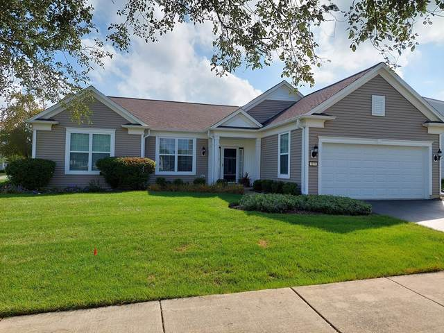 3179 Province Circle, Mundelein, IL 60060 (MLS #11226635) :: Carolyn and Hillary Homes