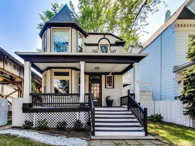 1821 W Byron Street, Chicago, IL 60613 (MLS #11226690) :: John Lyons Real Estate