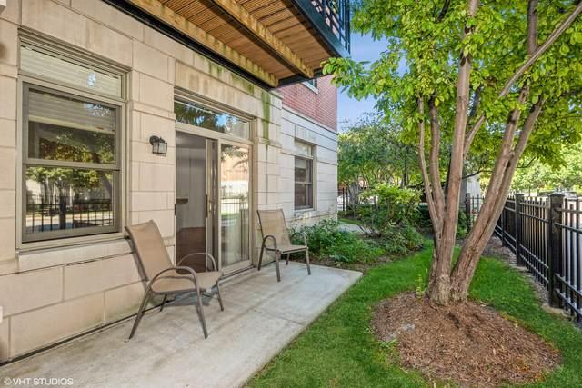757 W 14TH Place 1B, Chicago, IL 60607 (MLS #11227087) :: John Lyons Real Estate