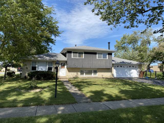 16425 Laura Lane, Oak Forest, IL 60452 (MLS #11227348) :: The Wexler Group at Keller Williams Preferred Realty