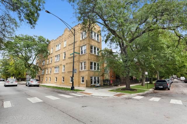 3358 W Hutchinson Street #2, Chicago, IL 60618 (MLS #11227570) :: The Spaniak Team