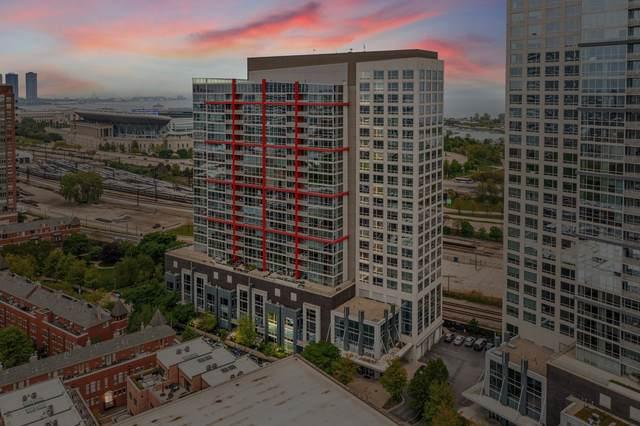 1841 S Calumet Avenue P-116, Chicago, IL 60616 (MLS #11227723) :: Touchstone Group