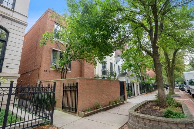 1919 N Mohawk Street B, Chicago, IL 60614 (MLS #11227731) :: Lux Home Chicago