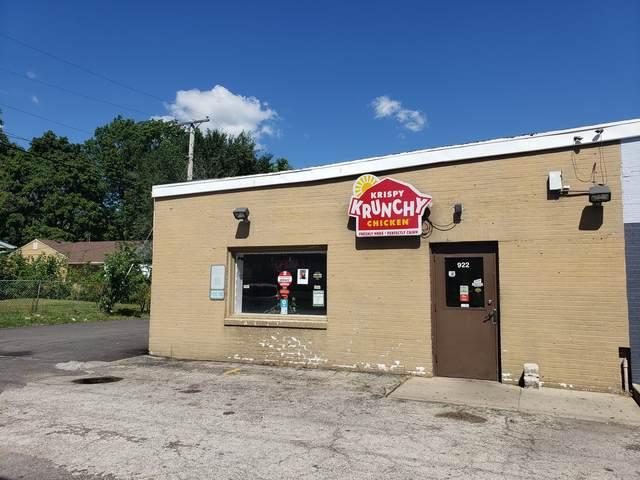 922 W Bradley Avenue W, Champaign, IL 61821 (MLS #11228180) :: Littlefield Group