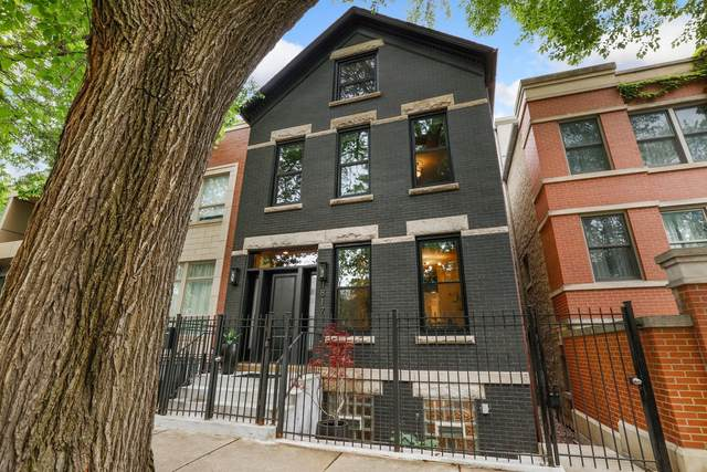 1817 N Honore Street, Chicago, IL 60622 (MLS #11229015) :: Touchstone Group
