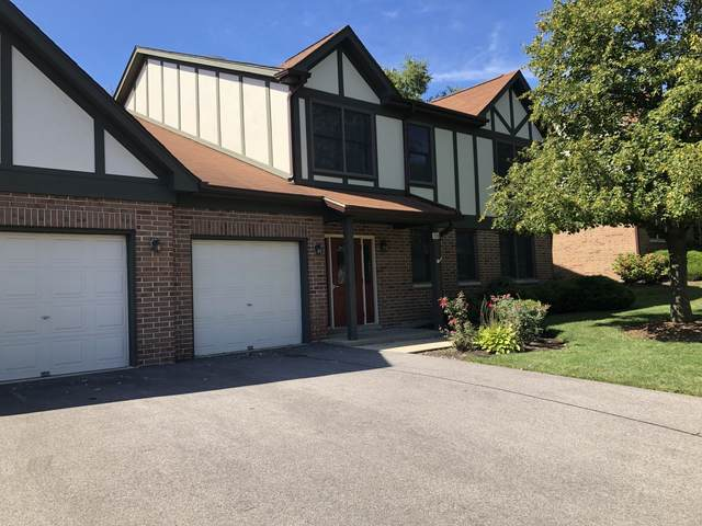 316 Carriage Way 1-A, Bloomingdale, IL 60108 (MLS #11229530) :: Angela Walker Homes Real Estate Group