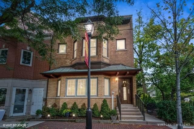 383 Park Avenue, Glencoe, IL 60022 (MLS #11230377) :: John Lyons Real Estate