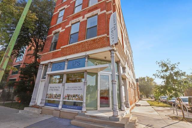 1701 N Sheffield Avenue #301, Chicago, IL 60614 (MLS #11230911) :: Touchstone Group