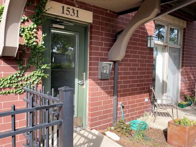 1531 S Halsted Street #201, Chicago, IL 60607 (MLS #11231111) :: John Lyons Real Estate