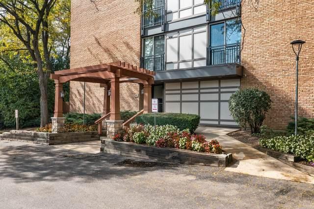 1811 Four Lakes Avenue 2H, Lisle, IL 60532 (MLS #11231486) :: John Lyons Real Estate
