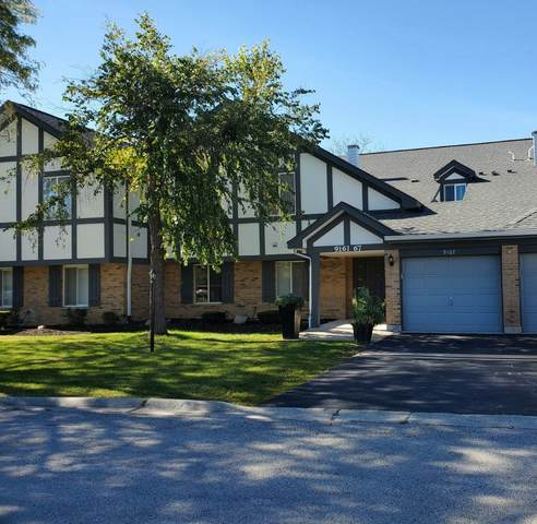 9165 Fairmont Court #71, Orland Park, IL 60462 (MLS #11231813) :: The Wexler Group at Keller Williams Preferred Realty