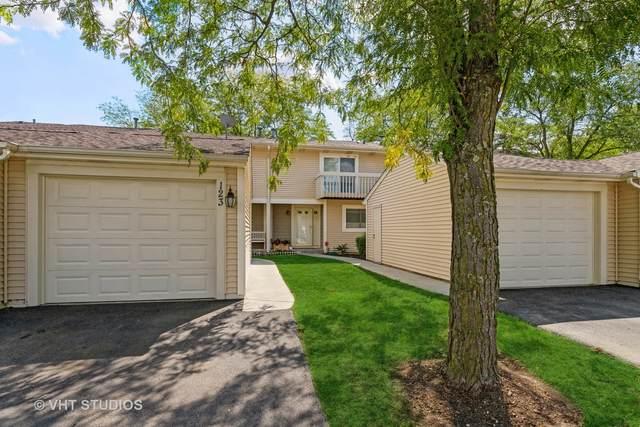 123 Lancaster Place, Vernon Hills, IL 60061 (MLS #11232510) :: John Lyons Real Estate