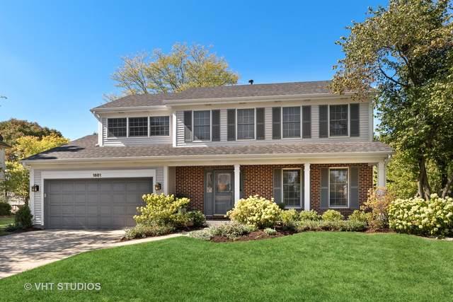 1681 Cedar Glen Drive, Libertyville, IL 60048 (MLS #11232616) :: John Lyons Real Estate