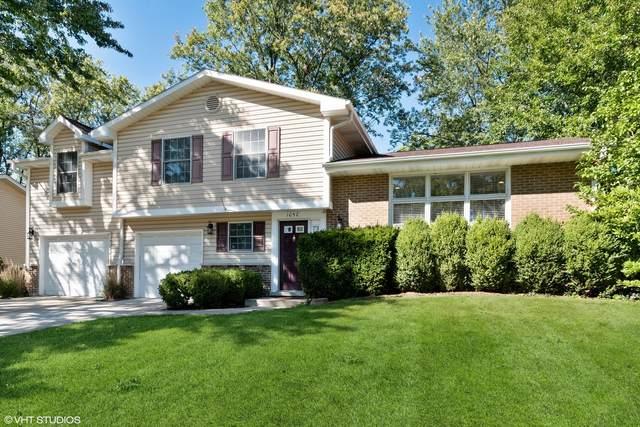 1052 E Fosket Drive, Palatine, IL 60074 (MLS #11233058) :: John Lyons Real Estate