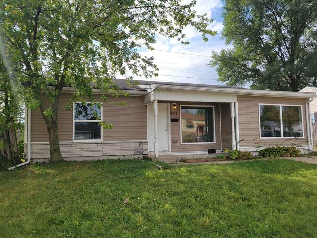 421 Hamrick Avenue, Romeoville, IL 60446 (MLS #11233089) :: RE/MAX IMPACT