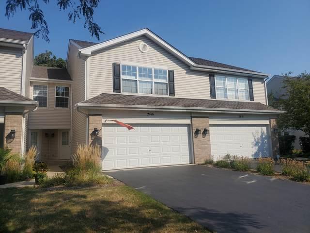 2416 Stoughton Circle, Aurora, IL 60502 (MLS #11234799) :: John Lyons Real Estate