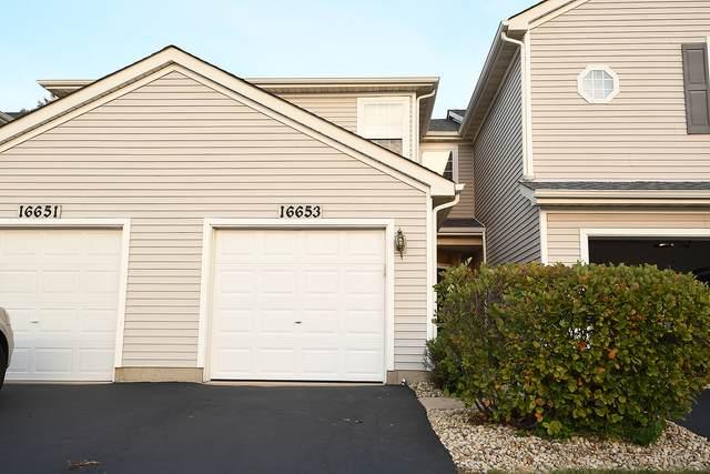 16653 S Windsor Lane #2, Lockport, IL 60441 (MLS #11234979) :: Littlefield Group